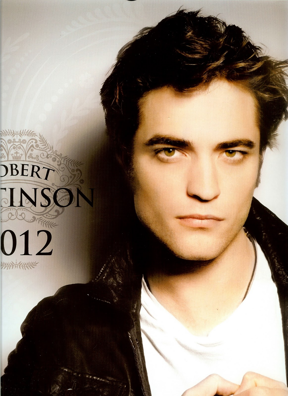 Calendario di Robert P... Robert Pattinson Calendar